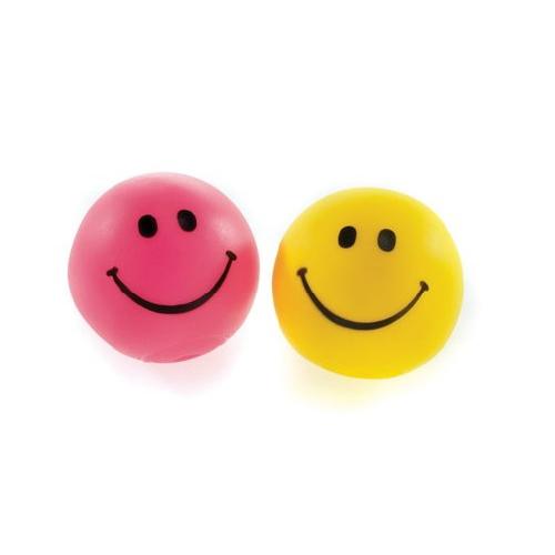 Vinyl smile ball assortment