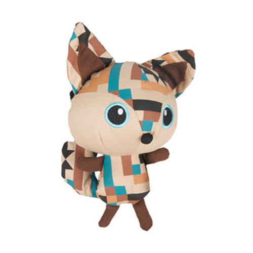 Aztec juguete zorro 23cm