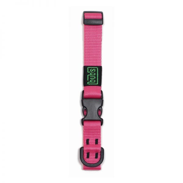 collar mediano bubs rosa